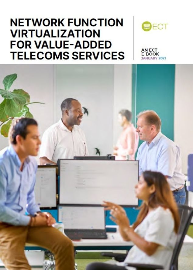 ebook nfv for value added telecoms services cover