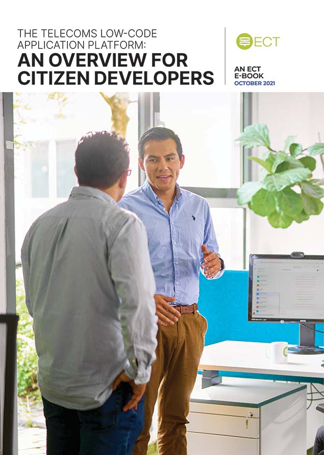 tlcap an overview for citizen developers ebook cover
